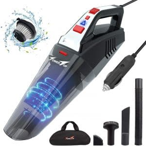 TowerTop Car Portable Vacuum Cleaner