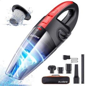 Audew Cordless Handheld Car Vacuum Cleaner