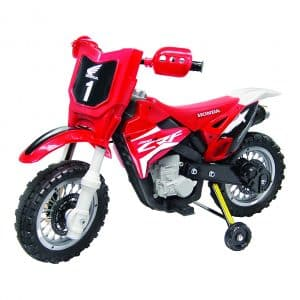 Best Ride on Cars Dirt Bike, Red