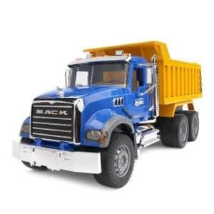 Bruder 02825 MACK Dump Truck