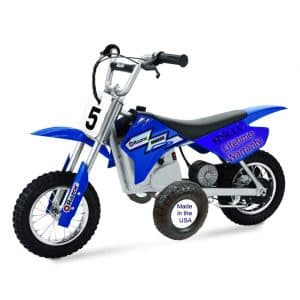 RSLLC Motorcycle Training Wheels