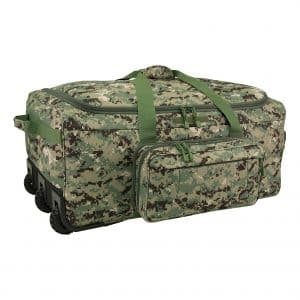 Code Alph NWU Type III US Navy Deployment Bag