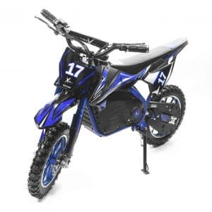 XtremepowerUS Dirt Bike for Kids, 17 MPH