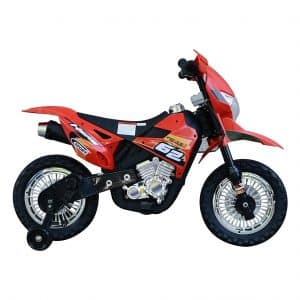 Aosom Kids' Dirt Bike with Built-in Music