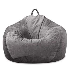 MFTEK Bean Large Washable Memory Foam Furniture Bean Bag
