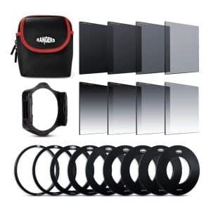 Rangers 8pcs ND Filter Kit
