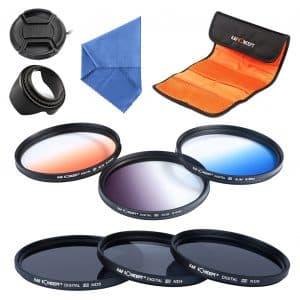 67mm filter set K&F Concept