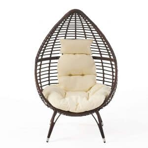 Christopher Knight Lounge Chair with Cushion