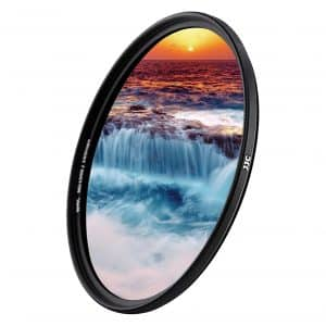 JJC 58mm ND Filter ND1000 Fixed Filters