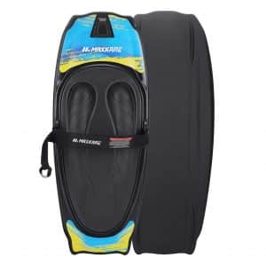 MaxKare Waterboarding Kneeboard with Hook Strap for Kids and Adults