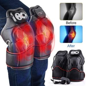 HailiCare Heat Therapy, Knee Massager
