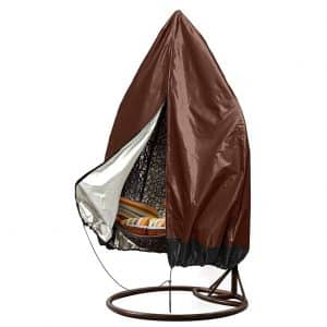 QEES JJZ150 Hanging Egg Chair Cover