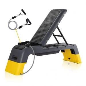PIAOMTIEE Professional Fitness Deck