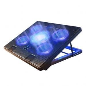 Kootek Laptop Cooling Pad, Blue
