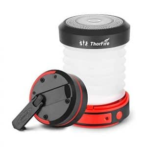 Thorfire LED Camping Lantern (Black)