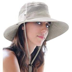 GearTOP Fishing Hat and Safari Cap