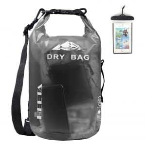 HEETA Waterproof Women Men Dry Bag for Travel Camping Kayaking