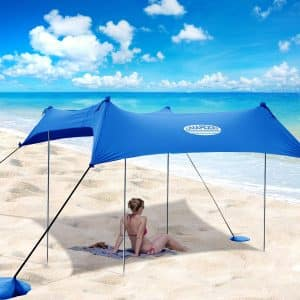 UMARDOO Family Beach Tent