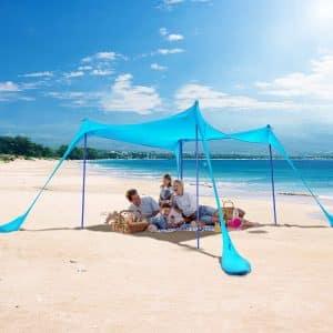 KMM Beach Tent Sun Shade
