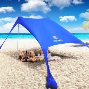 Pop Up Beach Tent Sun Shelter