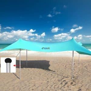 TESALATE 10 X 10ft Family Pop up Tent