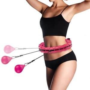 YGQL Smart Weighted Hula Hoop