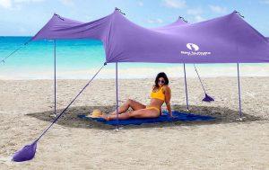 Pop Up Sun Shelters