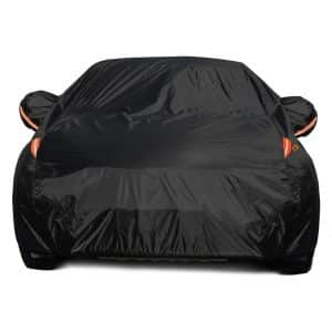 COLOR RAIN TIME Full Car Cover