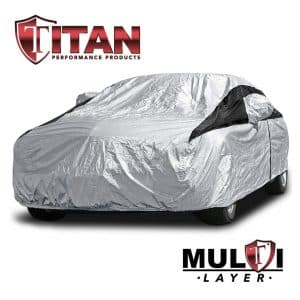 Premium Multi-Layer Car Cover