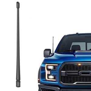 Rydonair Antenna Ford F150 2009-2021 13 inches Rubber Antenna Replacement for FM/AM Reception